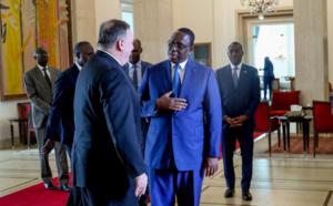 Visite de Mike Pompeo : conclusion concrète le financement de l'autoroute Dakar-Saint-Louis
