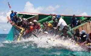 Pêche et mine sur la Langue de Barbarie : Analyse conflictuelle et prise en compte de l'environnement et des intérêts des pêcheurs.