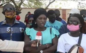 QUATRE MOIS SANS SALAIRES : À Saint-Louis, grosse fronde d'agents du nettoiement (vidéo)