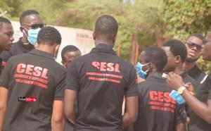 Réouverture de l'UGB en septembre : la CESL pas d'accord (vidéo)