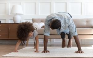 5 sports à faire à la maison