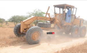 Dagana: 695 kilomètres de pare-feu réalisés par le Conseil départemental (vidéo)