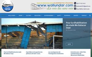 Wallou NDAR lance sa plateforme sa électronique (vidéo)