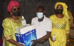 École Boly DIAW : bonne initiative de la famille du parrain (vidéo)