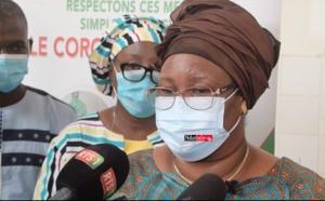 """Covid-19 : """"1123 patients sont déclarés positifs à Saint-Louis depuis le début de la pandémie"""""""