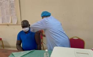 Covid-19 : Après avoir pris sa première dose, Faly SECK invite le WALO à se vacciner massivement