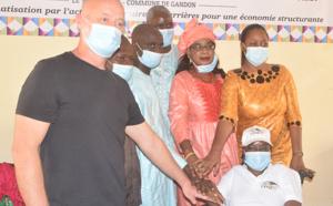 Autonomisation des personnes vulnérables : un hub innovant lancé à GANDON (vidéo)