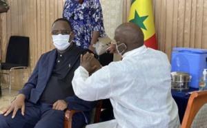 Covid-19 : Macky Sall annonce la production de vaccins par le Sénégal