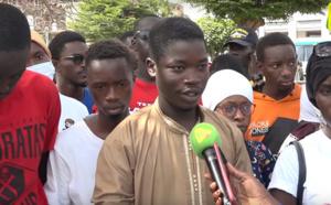 Etudiants Saint-louisiens : Une grosse bagarre éclate à l'UCAD. Mansour FAYE pointé du doigt (vidéo)
