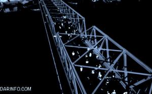 Pas d'éclairage sur le pont Masseck NDIAYE !