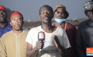 Molestés par des nervis, les blessés de Khar Yalla reçoivent la visite de la plateforme citoyenne d'échanges et d'Action de Saint-Louis (vidéo)