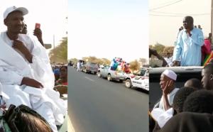 Macky SALL à Dagana : la mobilisation de Sidy BA impressionne (vidéo)