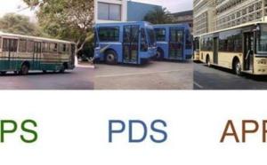 Ps, Pds, Apr : A chaque Président ses bus !