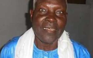 """Décès d'Amadou Doudou Niang dit """"NIANG LAJOIE"""""""