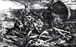 L'Odyssée de «la Méduse»: sauvagerie, lutte des classes… récit du naufrage.