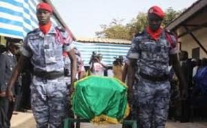 Un policier sénégalais tué à BanguI