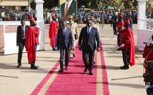 Fin du conseil des ministres consacré à la région de Dakar: le gouvernement a arrêté à 823 milliards de francs CFA pour les besoins de financements de la région.