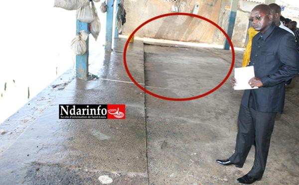 GUET-NDAR : le ministre de Pêche constate une « situation extrêmement critique ».