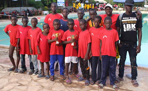 MANQUE DE MOYENS : Après le sacre au Championnat national, LBK Natation de Saint-Louis risque de rater Dakar Gorée.