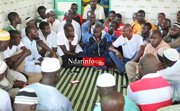 Guet-Ndar : les résultats des pourparlers de ce jeudi (vidéo)