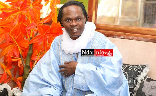 NANN-K: Baaba Maal magnifie l'engagement des membres de Saint-Louis.
