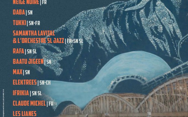 7e édition du festival Métissons : du 1er au 3 décembre à Saint-Louis et à Dakar.