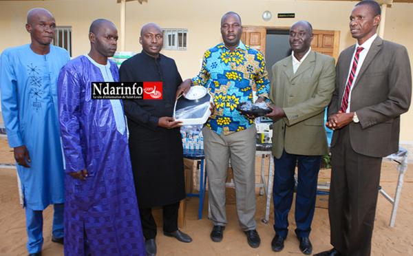ROSS-BETHIO : Mamadou Dieng SOW équipe le Poste de Santé de son terroir (vidéo)