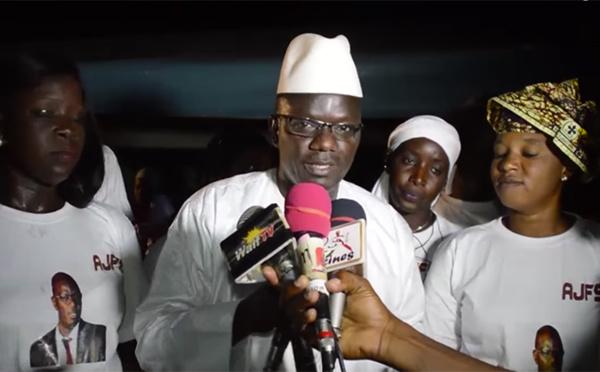 ÉLECTIONS : Fass-NGOM promet 100% au président Macky SALL.