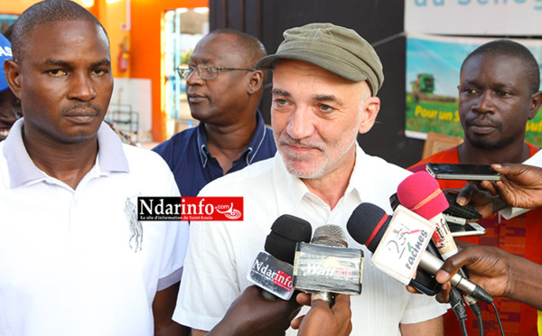 Ouverture du Festival METISSONS à Dakar : les organisateurs s'expliquent (vidéo)