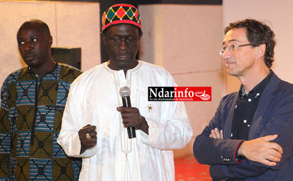 CINÉMA - Moussa TOURE sur « Bois d'Ébène » : « je ne suis pas un messager … »