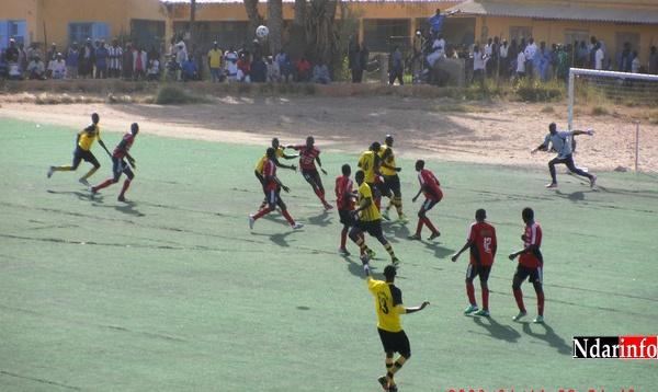 Ligue 1 : le Stade de Mbour bat 1-0 la Linguère de Saint-Louis