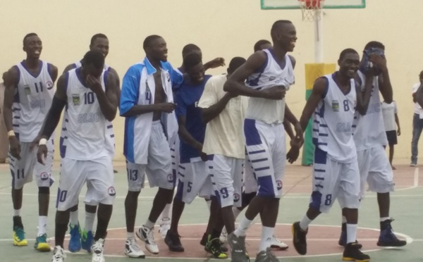 Basket hommes : L'UGB perd le derby face au Saint Louis Basket Club (48-24)