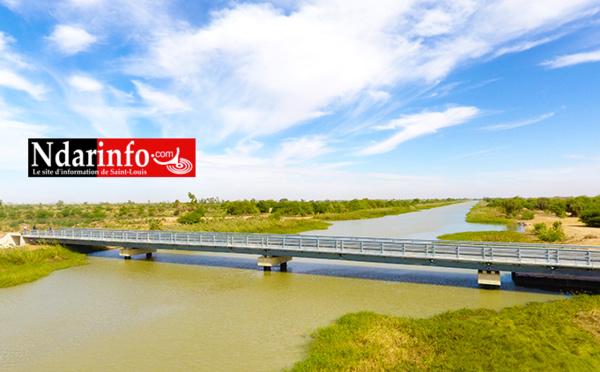 DIRECT - La CSS inaugure un pont sur la TAOUEY (vues aériennes)