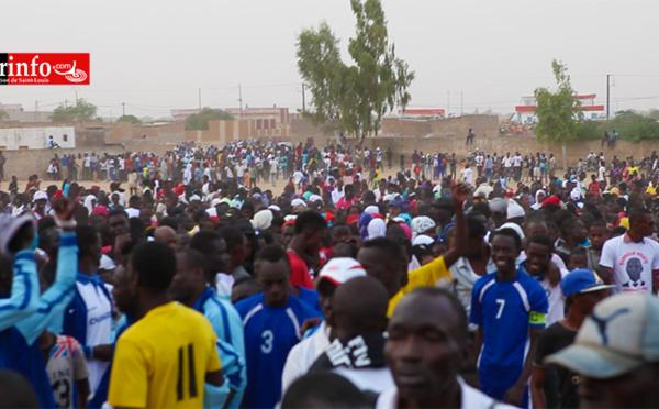 ROSS-BETHIO : l'incroyable affluence à la finale de la Zone 5 parrainée par Mansour NDIAYE (vidéo)