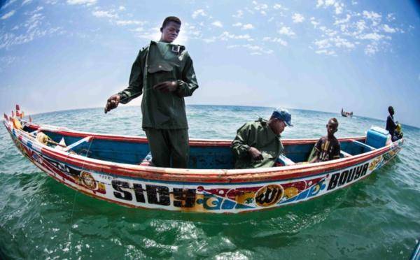 Guet-Ndar : une embarcation disparaît. 5 pêcheurs introuvables.
