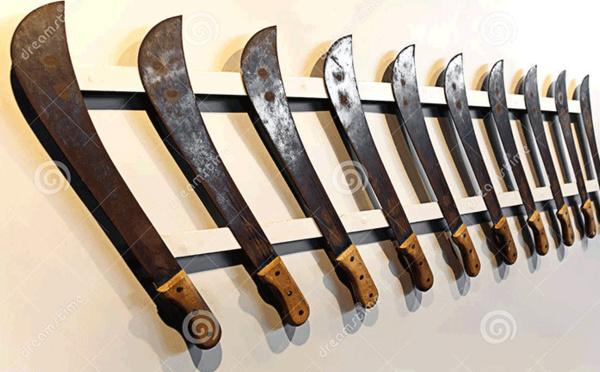 Saint-Louis: On en sait un peu plus sur l'homme aux machettes.