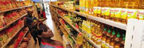 Hausse de 3000 FCfa sur le prix de la bouteille d'huile de 20 litres