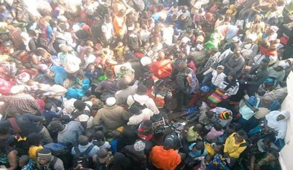 Gambie : Plus de 10 000 réfugiés vers le Sénégal