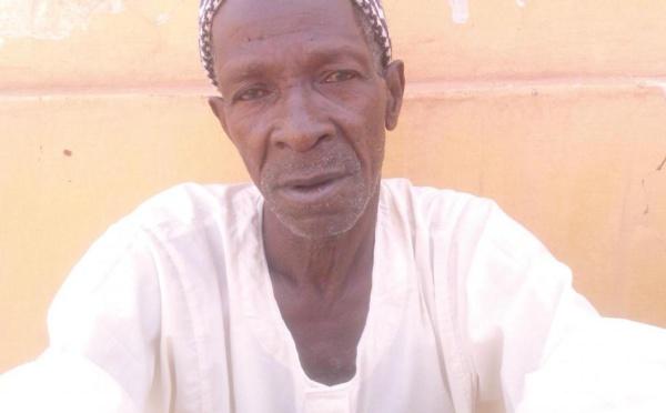 Ibrahima Sy : Le gardien du fort de podor.