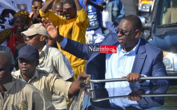 Bienvenue à Monsieur le Président de la République du Sénégal. Par Seydina Ababacar BITEYE
