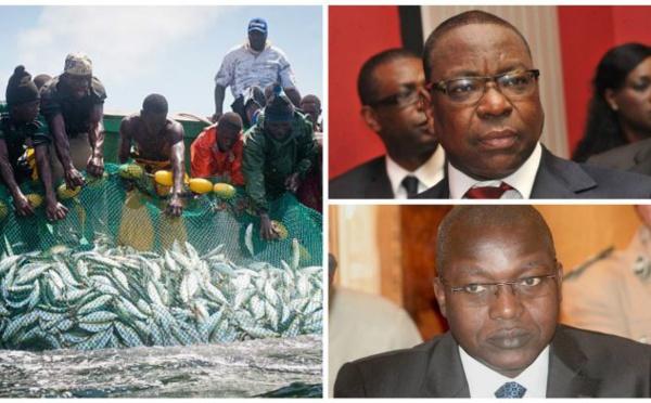 53 pêcheurs arrêtés en Mauritanie: les autorités sénégalaises attendues à Nouakchott