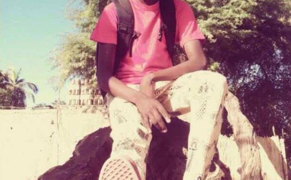 AVIS DE RECHERCHE : Moussa Daby NIANG, perdu de vue depuis la semaine dernière.