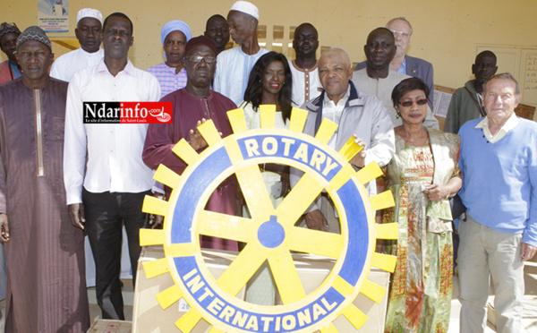 ÉDUCATION : des lots de craie du Rotary Club aux écoles de FASS-NGOM.