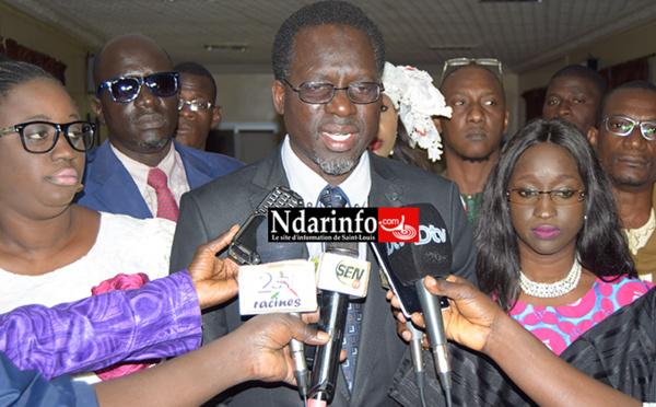 Visite de Macky à Saint-Louis: la déclaration incendiaire de Manko Wattu NDAR ( document intégral )