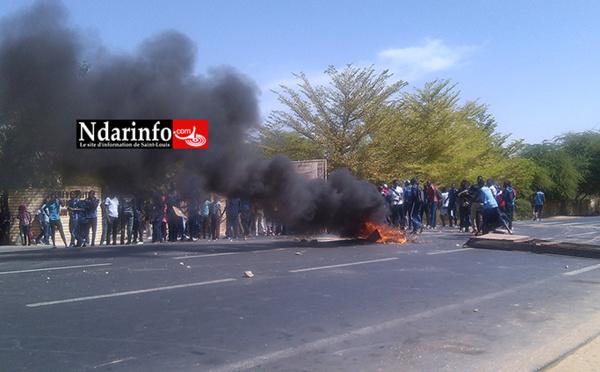 UGB : les grognes estudiantines s'enchainent …