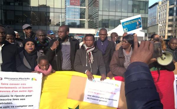 Manifestations de l'opposition à Paris: Comment Macky a échappé au pire