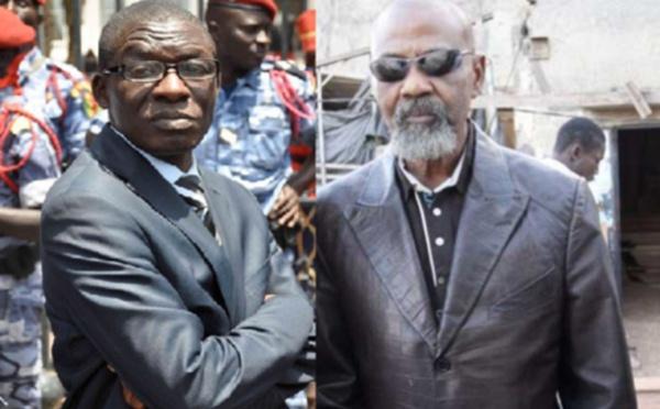 Urgent: Papa Samb Mboup et Farba Senghor exclus du PDS pour actes d'inscipline