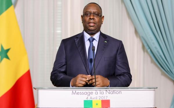 Vidéo et Texte | L'intégralité de l'adresse à la Nation du Président Macky SALL