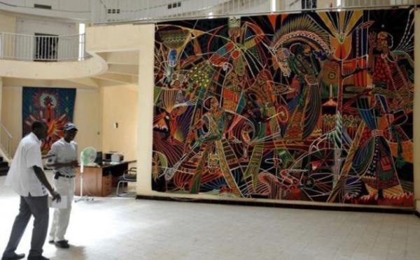 Exposition itinérante : le MSAD expose ses tapisseries à Saint-Louis à partir du 26 avril ( communiqué )