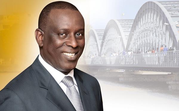 """Cheikh Tidiane Gadio:  """" le Pont Faidherbe est le plus grand ouvrage construit au Sénégal """""""